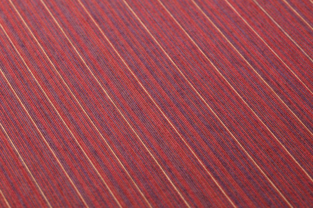 Papel pintado textil Papel pintado Savage rojo Ver detalle