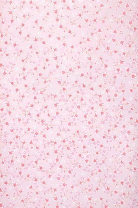 Archiv Papel pintado Felicia rosa pastel Ancho rollo