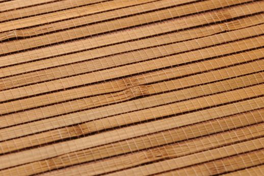 Papel de parede Natural Bamboo 04 bege pardo Detailansicht