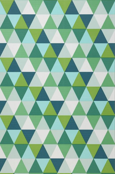 Archiv Wallpaper Pilatus shades of green Roll Width