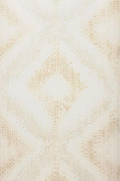 Papel pintado Eniga Mate Reptil de vanguardia Beige Gris beige Beige parduzco Blanco crema