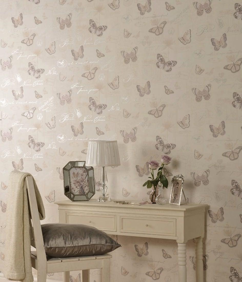 tapete bodola cremeweiss blassbraun blassorange. Black Bedroom Furniture Sets. Home Design Ideas
