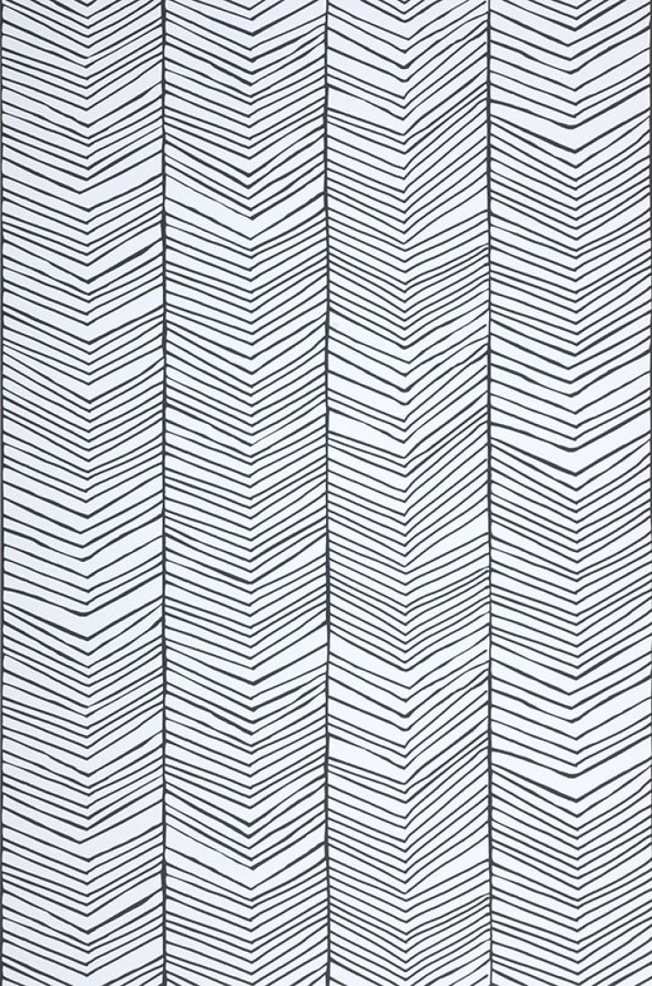 wallpaper herringbone grey white black wallpaper from the 70s. Black Bedroom Furniture Sets. Home Design Ideas