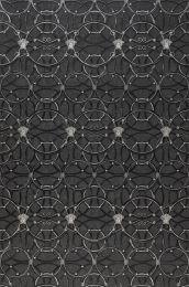 Wallpaper Nara dark grey