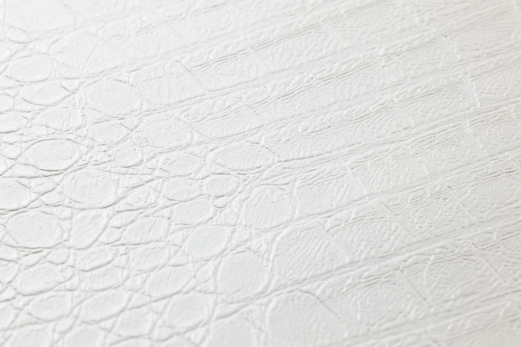 Archiv Wallpaper Gavial white Detail View