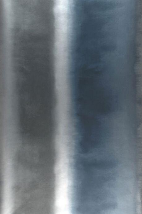 Papier peint argenté Papier peint Riconas tons de gris Largeur de lé