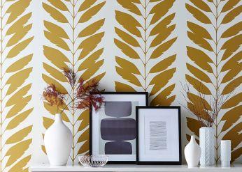 Wallpaper Koda green brown