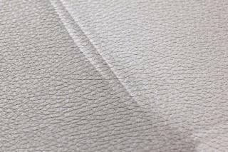 Papel pintado Kadmos Mate Imitación cuero  Marrón grisáceo pálido Marrón grisáceo claro