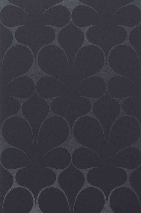 Archiv Wallpaper Velusa anthracite Roll Width