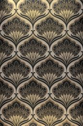 Wallpaper Perdula brown