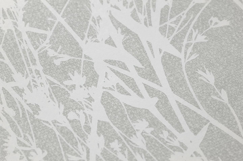 amasa hellgrau grauweiss tapeten neuheiten tapetenmuster tapeten der 70er. Black Bedroom Furniture Sets. Home Design Ideas