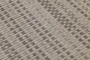 Carta da parati Paper Weave 01 grigio quarzo