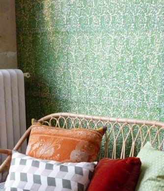 Papel de parede Sangpo verde pera Ver quarto