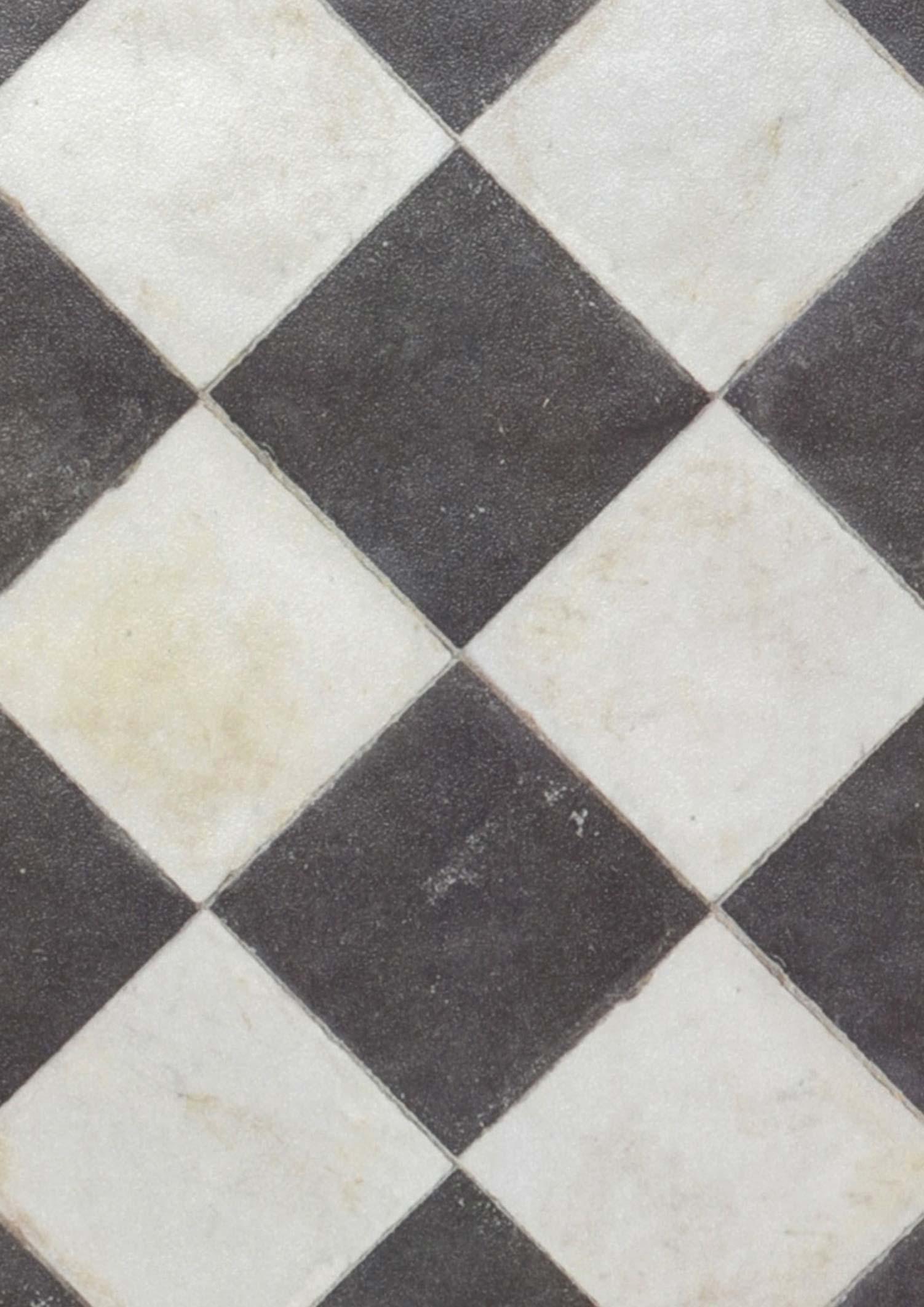 tapete marbel chess grauweiss schwarzbraun tapeten der 70er. Black Bedroom Furniture Sets. Home Design Ideas