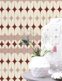 Wallpaper Yukina red brown
