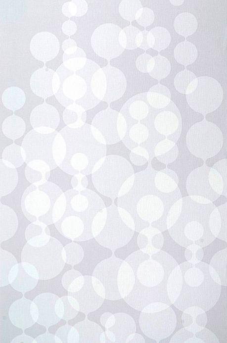 Archiv Papel de parede Feline cinza claro Largura do rolo