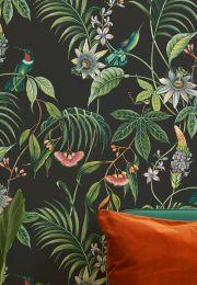 Wallpaper Oasis black