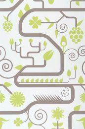 Wallpaper Ranita light green