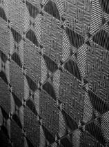 Wallpaper Inca Matt Graphic elements White