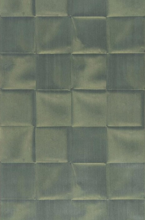 Wallpaper Cortese Shimmering Looks like textile Imitation textile Opal green