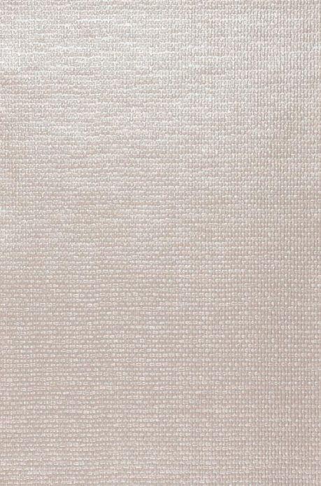 Metallic Wallpaper Wallpaper Kronos white aluminium Roll Width