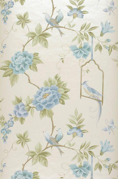 Archiv Papier peint Venetia bleu clair Largeur de lé