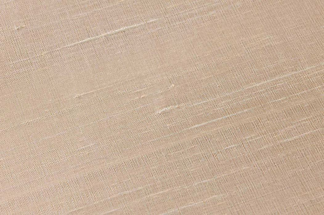 Wallpaper Natural Silk 02 Shimmering Shabby chic Solid colour Sand