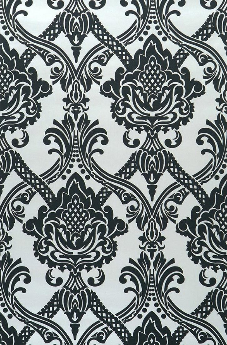 baroque print wallpaper - photo #25