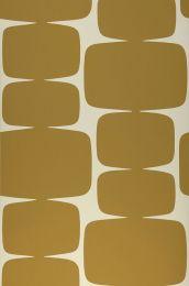 Wallpaper Waris ochre