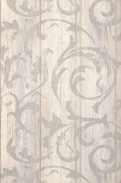 Wallpaper Medusa Wood light ivory