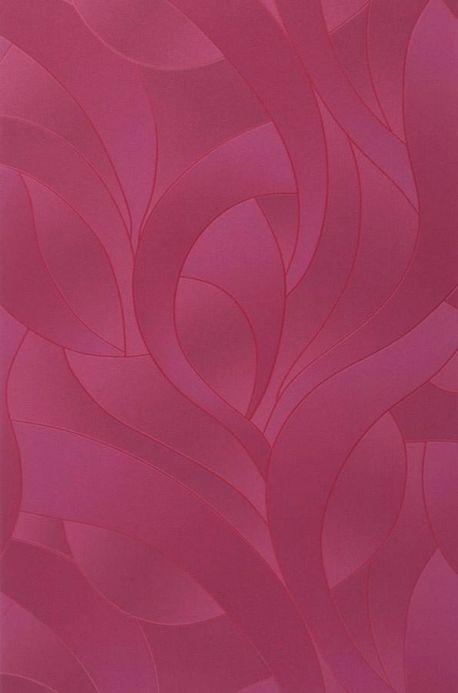 Archiv Papel de parede Pandora violeta avermelhado  Largura do rolo