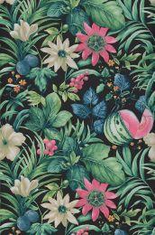 Papel pintado Halwa tonos de verde