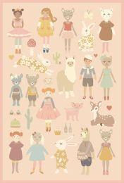 Dollhouse Sticker