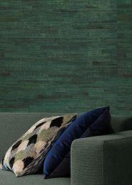 Wallpaper Water Hyacinth 01 shades of green