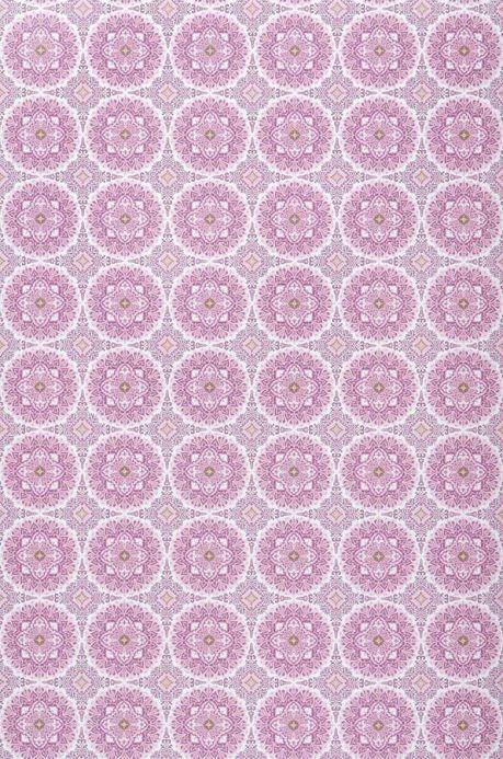 Archiv Wallpaper Finola light violet Roll Width