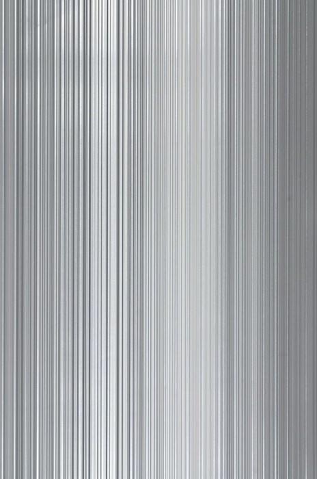 Papel de parede Owen Brilhante Listas Cinza escuro Cinza claro Prata lustre Branco