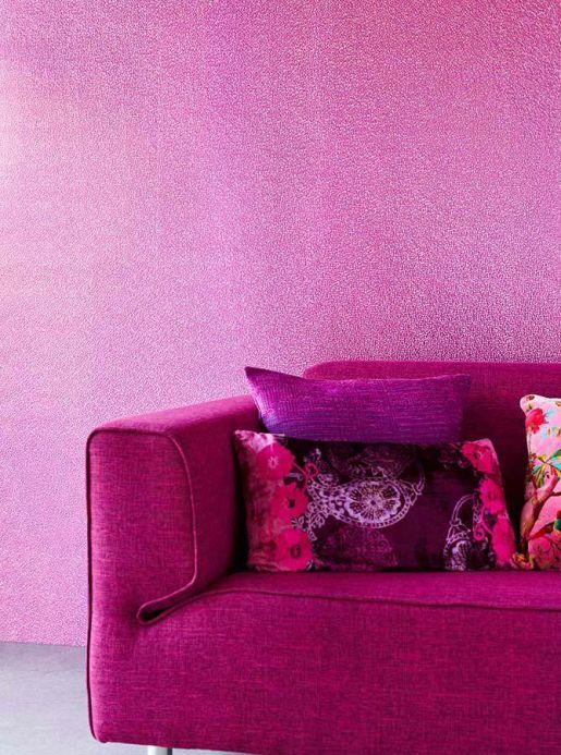 Archiv Papier peint Kewan violet clair lustre Vue pièce