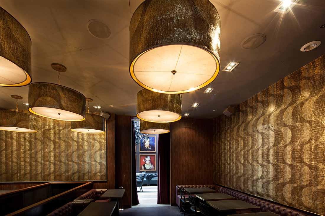 Extravagante Tapeten york studio 54 tapetentrends lookbook tapeten der 70er