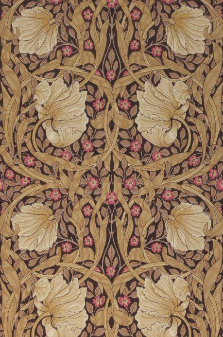 Papier peint Papier peint Despina ivoire Bahnbreite