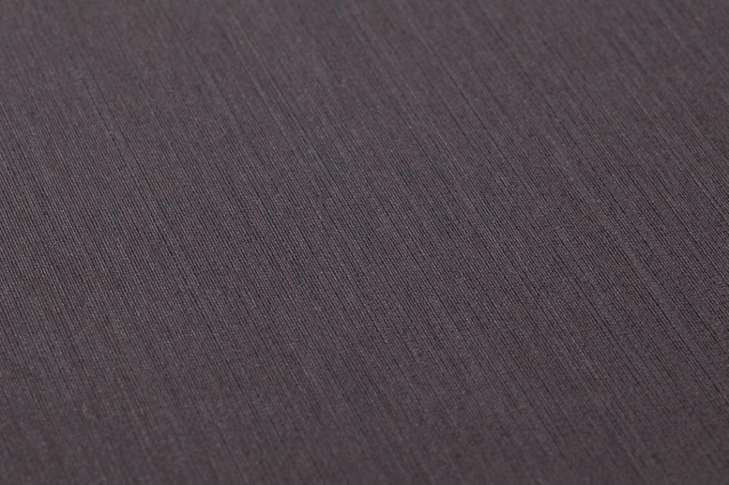 Papel pintado Textile Walls 03 Mate Unicolor Gris oscuro