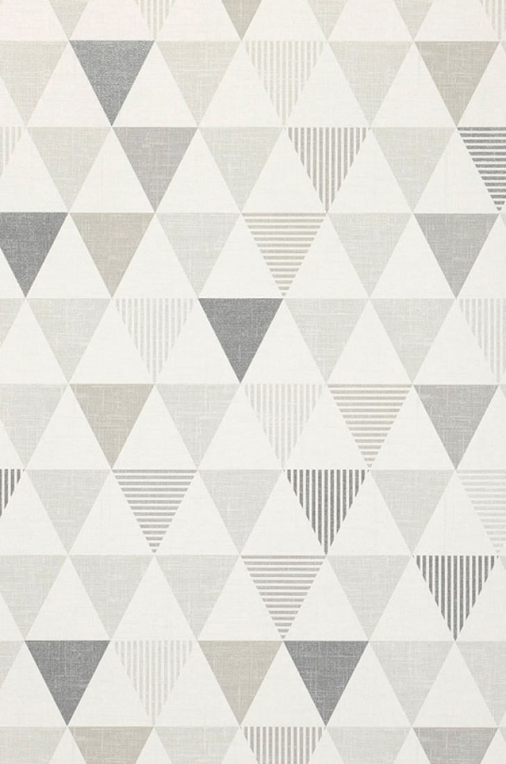 Papel de parede zenem branco acinzentado tons de cinza for Papel pared barato