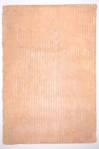 Carta da parati Jambhala Stile batik Stampata a mano Opaco Shabby chic Strisce Beige Rosa pallido