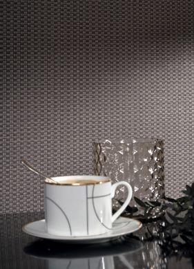 Wallpaper Optone umbra grey Raumansicht