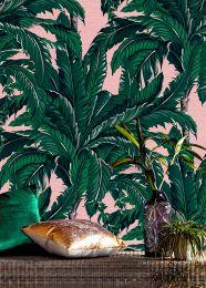 Papel pintado Eden rosa pálido
