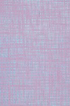 Wallpaper Mystic Weave 04 Matt pattern Shimmering base surface Solid colour Turquoise blue Light violet