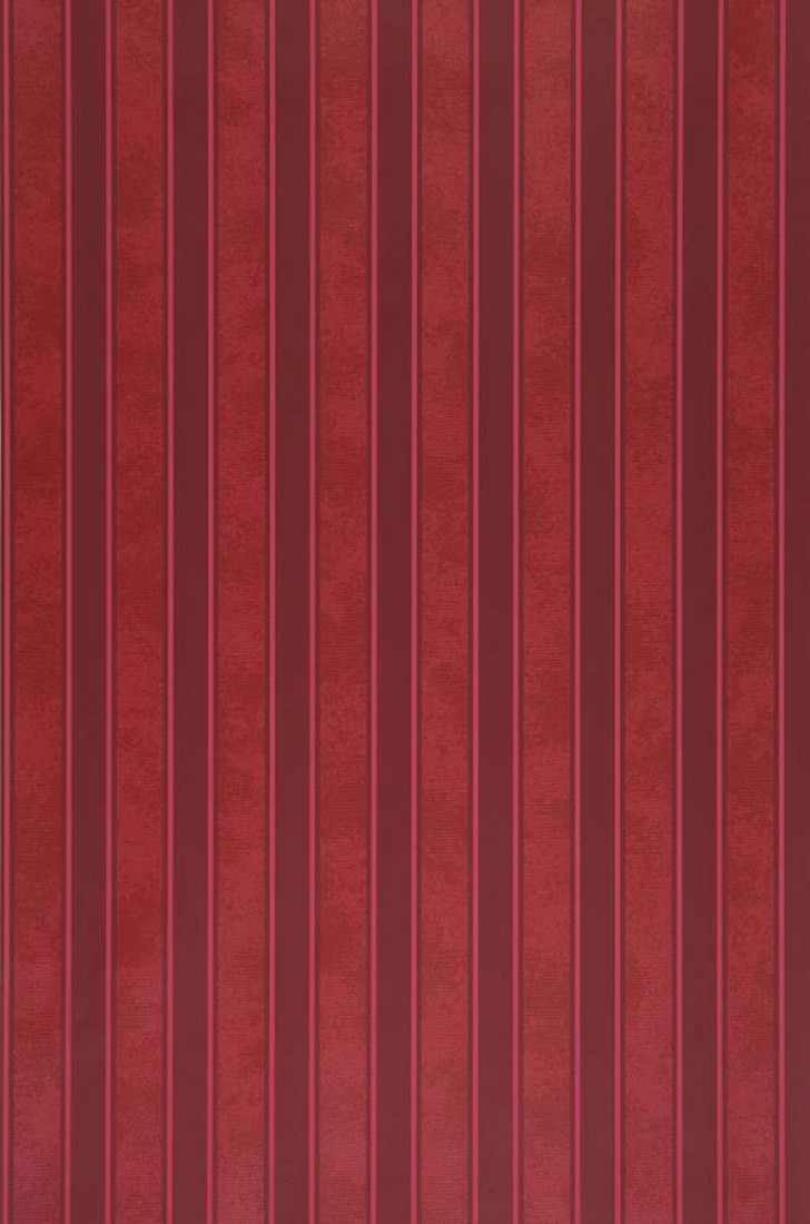 Wallpaper Nebula Matt Stripes Pale Red Ruby Wine Roll Width