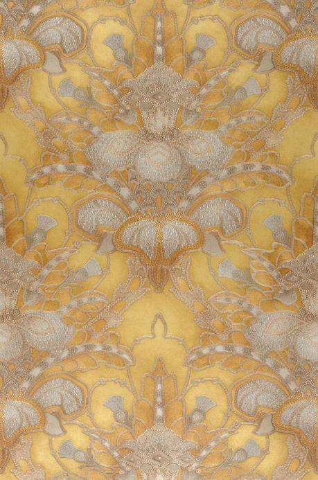 Archiv Wallpaper Malsumi pearl gold Roll Width
