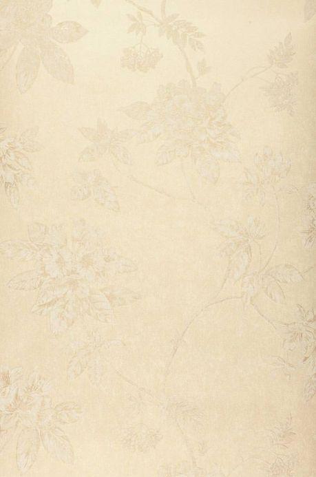 Archiv Wallpaper Tacita light ivory Roll Width
