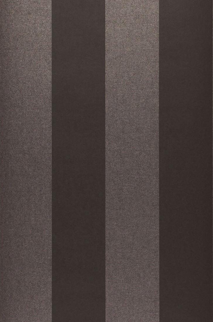 Papel pintado astale antracita plata mate papeles de for Papel pintado de los 70