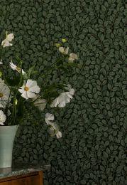 Papel de parede Malva verde pinho